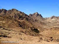 Sinai desert - photo from FreeStockPhotos.com